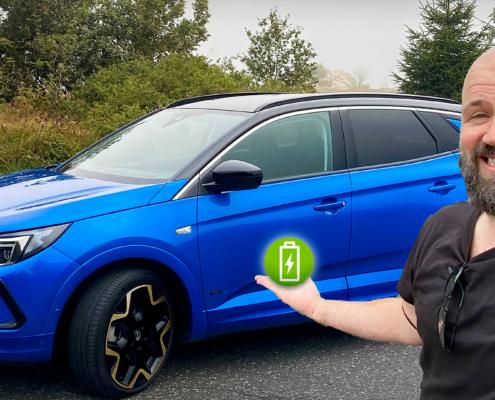 Opel Grandland Hybrid - rijtest video